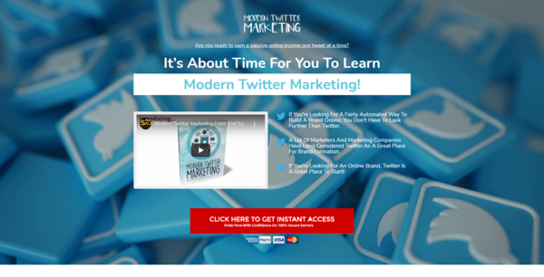 ModernTweetMarketing.club - 10 eCommerce Websites With Digital Products | Exciting Buy It Now Bonuses