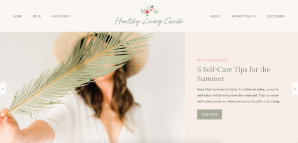 healthylivingguide.co - This listing is only on Flippa for 10 days! Flash Sale Site for $199 only