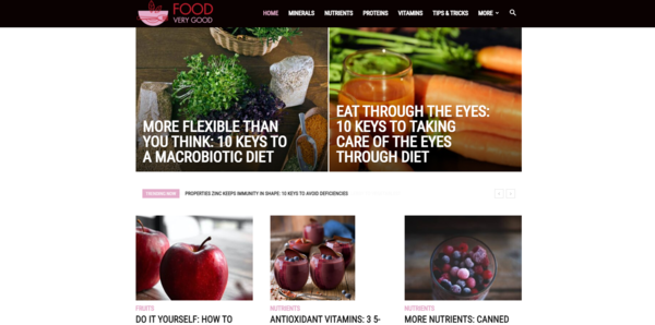 FoodVeryGood.com - FoodVeryGood.com: Food, Diet, Health, Nutrition, Proteins, Recipes