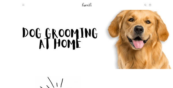 furrifi.com - Electric Pet Hair Trimmer | Branded Automated One Product Store