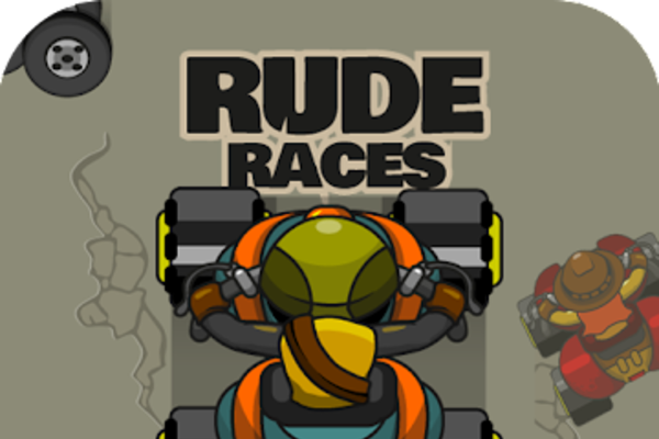Rude Races - Get paid for Ads $$$ make more money with admob
