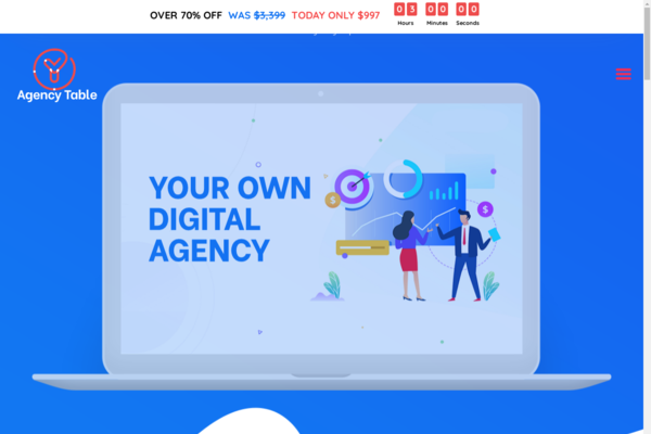 AgencyTable.com - You Can Own Your Own Agency Reseller Business