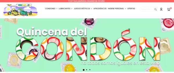 condonesdemarca.es - e-Commerce / Health and Beauty