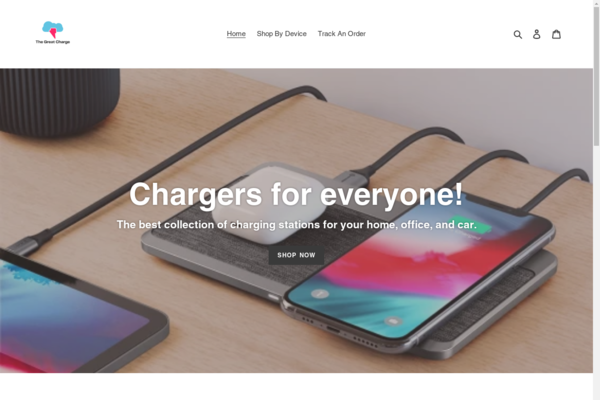 thegreatcharge.com - Chargers for everyone!
