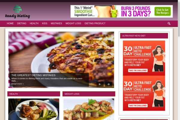 internet marketing - Tap Into The MultiBillion Diet Niche With Your Own Ready-to-Go Diet website