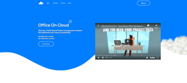 officeoncloud.com - OfficeOnCloud is a SAAS Project + Business Management Software Company. Once generated 160K++/annual revenue and 450K business valuation.