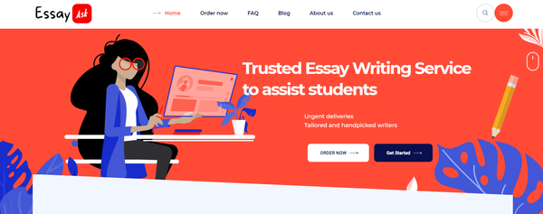 essayask.com - 100% Automated White Label Essay Writing Service Service. Average Order is 120$