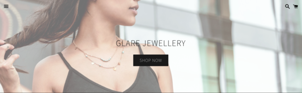 Glare Jewellery - The Jewelry niche is bound to dazzle, with its high profit margins & easy marketing. Had ran successful ads and they are included in the sale