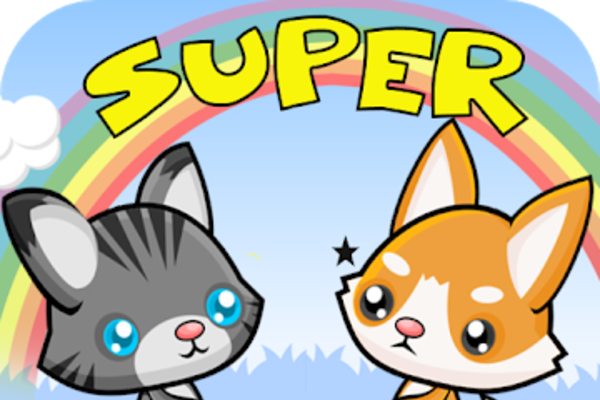 Super Cat Dog - Get paid for Ads $$$ make more money with admob