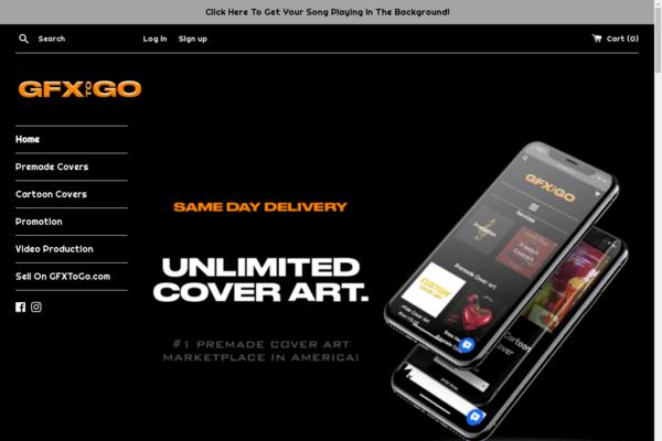 gfxtogo.com - Thriving Graphic Design Business
