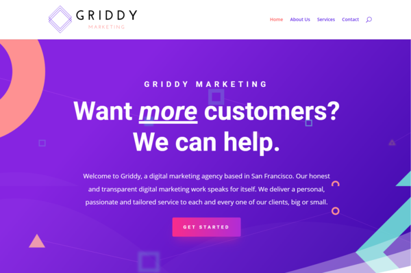 griddymarketing.com - Outsourced Digital Marketing Agency - [Generate $500+/month potential profit]