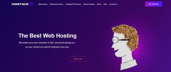 hostike.com - Hot Automated & White Label Web Hosting Company. Newbie Friendly Business.