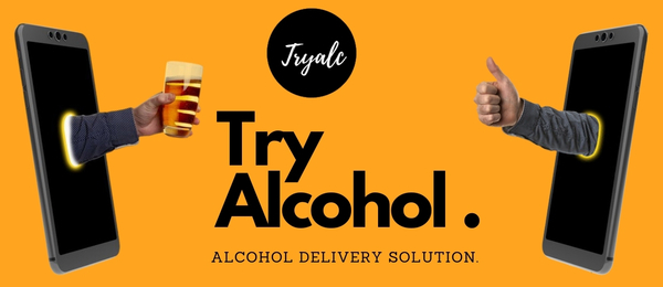 tryalcohol.com - Alcohol Delivery Solution Worth $50000 & More.