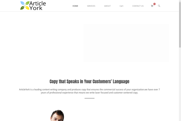 ArticleYork.Com - !!! Buy Article Writing Site - High Quality Distribution Re-seller Business. !!!