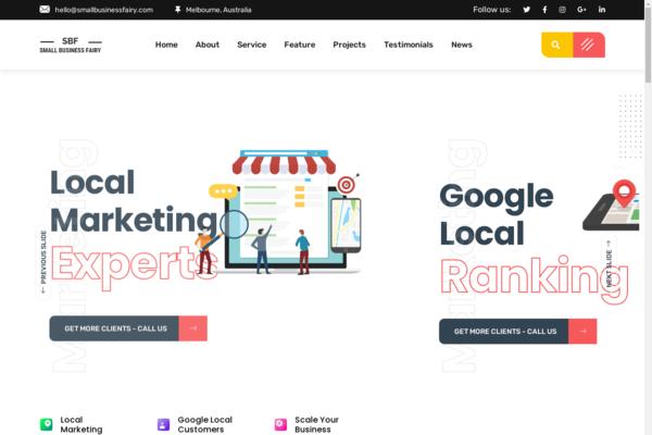 smallbusinessfairy.com - Marketing Agency Ready to Scale