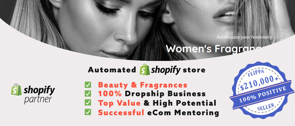 iDeals Beauty - TOP VALUE Beauty, Makeup & Perfumes Dropship Shop + eCom tuition [$4,418/mo Potential] Proven techniques: 210,000$ in transactions 100% Positive Feedback Seller