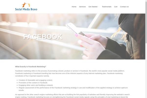 SocialMediaBravo.com - Start Your Own Social Media Marketing Re-seller Business Within 72 hours.