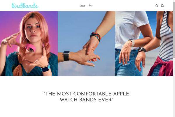 birdbands.co - BirdBands - The Most Comfortable Apple Watch Bands Ever