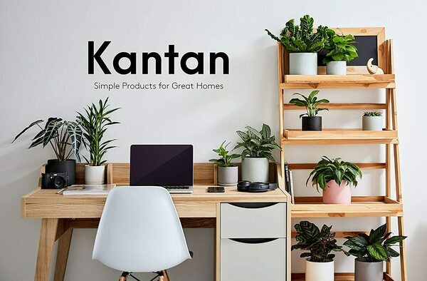 Kantan - Small FBA Business eco-friendly designer plant pots Amazon USA