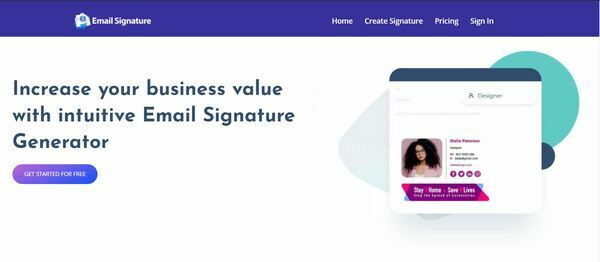 signforemail.com - SignForEmail.com is an email signature builder offering email signature service.
