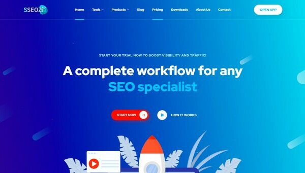sseozi.com - SSEOZI is a complete workflow for any SEO specialist