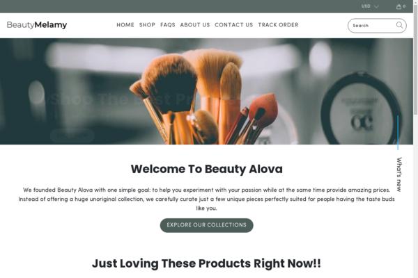 beautymelamy.com - Perfect Beauty Business | 100% Unique Product