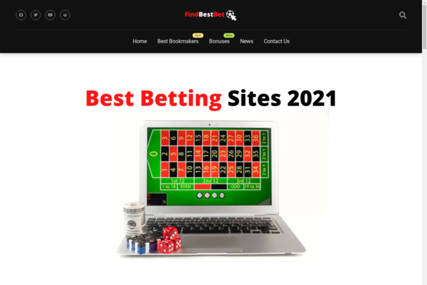 findbestbet.com - Affiliate Review Betting Website - Earn Up To 50% Commissions On Lifetime