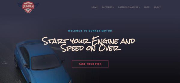 DunkerMotor.com - ORIGINAL CONTENT Automotive Blog: Passive Income, Easy Monetization - High Value