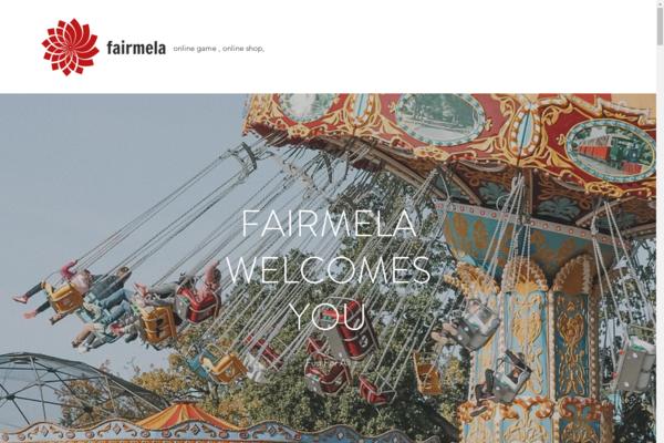fairmela.in - online game online shop online food