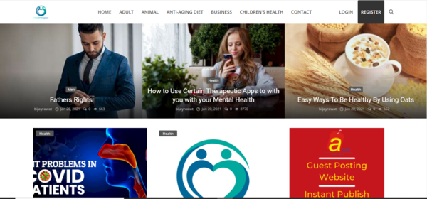 healthcaptor.com - Advertising / Health and Beauty /