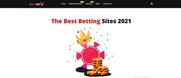 ibestbet.com - Affiliate Review Betting Website - Earn Up To 50% Commissions On Lifetime