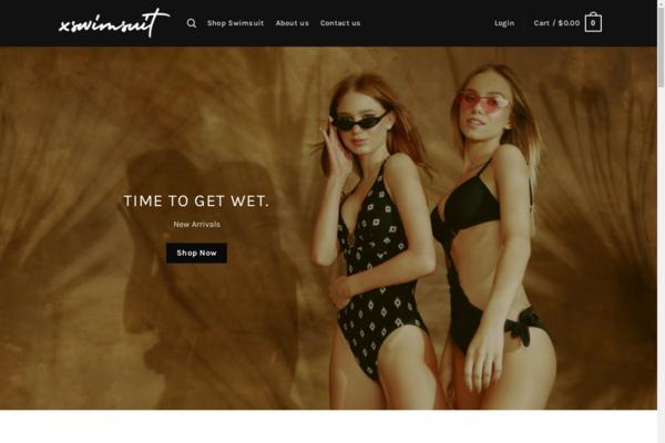 xswimsuit.com - XSwimsuit.com- Swimsuit Automated Dropshipping StoreDomain worth +$1,280
