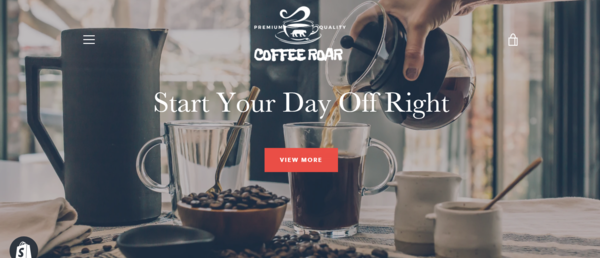 CoffeeRoar.com - CoffeeRoar.com - Start Your Own Delicious Coffee Brand Today!