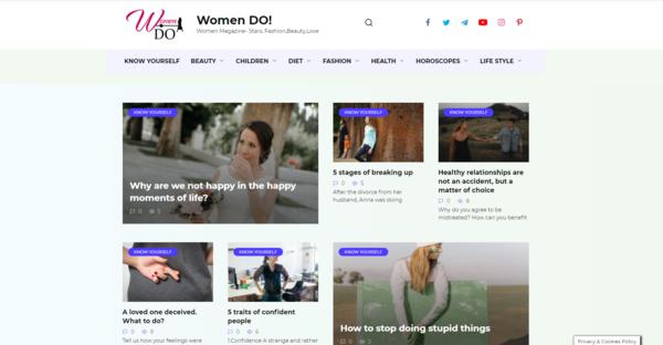 women-do.com - Women Psychology blog