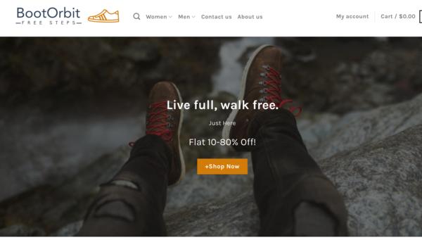 BootOrbit.com - BootOrbit.com - Automated Dropshipping Business - No Reserve - +$1000 Worth