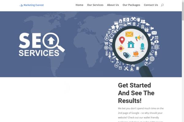 marketingeverest.club - Profitable SEO Reseller Business with Supplier & Marketing Method.