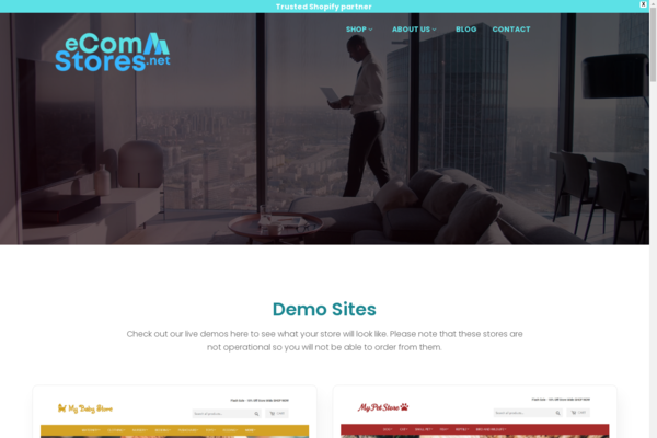 eComStores.net - Shopify Store Marketplace - Exceptional Business Opportunity - Proven System