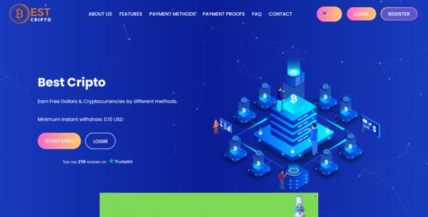 bestcripto.xyz - BestCripto.xyz is a Profitable Automated Crypto Website generating over $6k