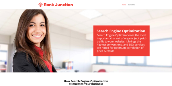 RankJunction.co - PROFITABLE SEO BIZ - Made $1870 in 3 Months. Recession Proof Business