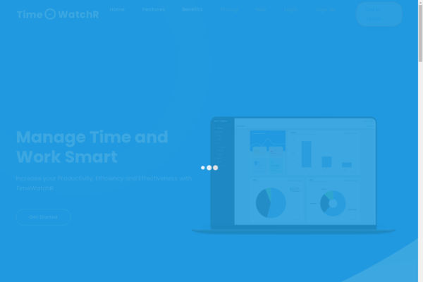 timewatchr.com - Manage work and Time Smart