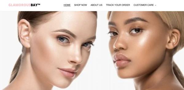 glamorousbay.com - E-commerce/starter store in an evergreen Beauty and Health niche!