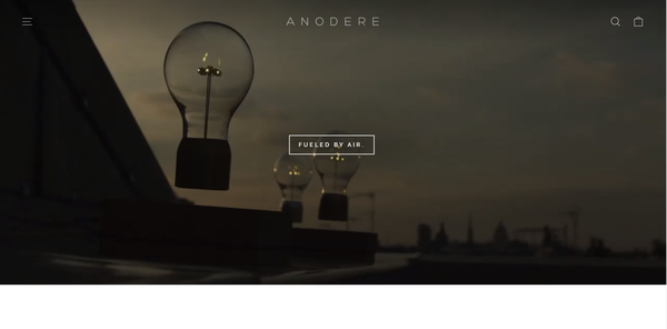 anodere.com - Levitating Light Bulb | Branded Automated Shopify One Product Store