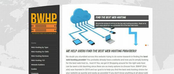 bestwebhostingproviders.net - Services / Internet