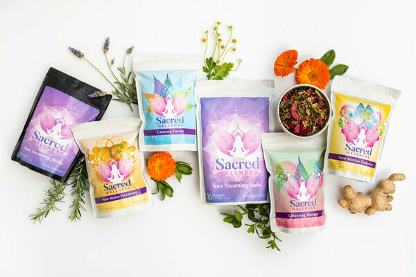 Sacred Wellness - Established Amazon FBA Brand Generating A Solid Monthly Profit.