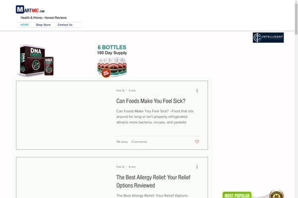martmic.com - Health and Money