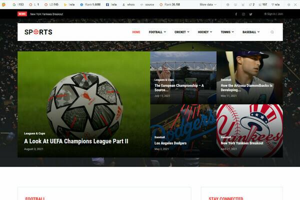 sportstiding.com - Sports News, Headlines, Stories like Football, Cricket, Hockey, Tennis