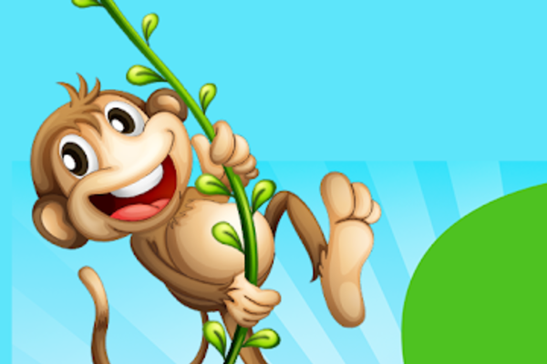 monkey leap - Professional Game $$ With admob ads $$