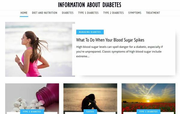 informationaboutdiabetes.com - Advertising / Health and Beauty