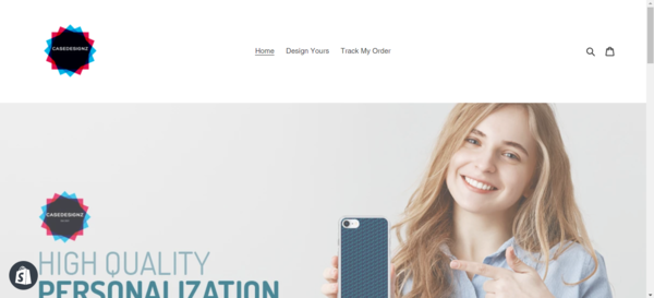 casedesignz.com - Perfect Unique Shopify Business | 100% Niche Product | Password: flippa |