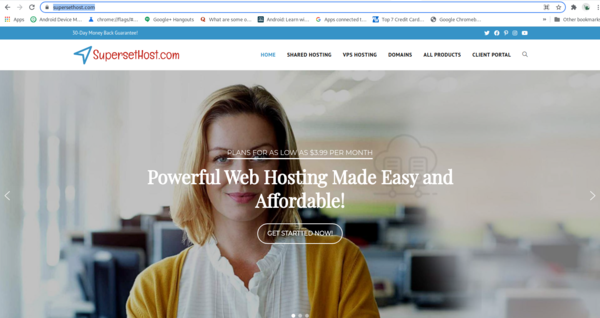 SupersetHost.com - SupersetHost.com Hosting Service provider starter website: WordPress, CPanel, WHM & WHMCS ready to Open for Business